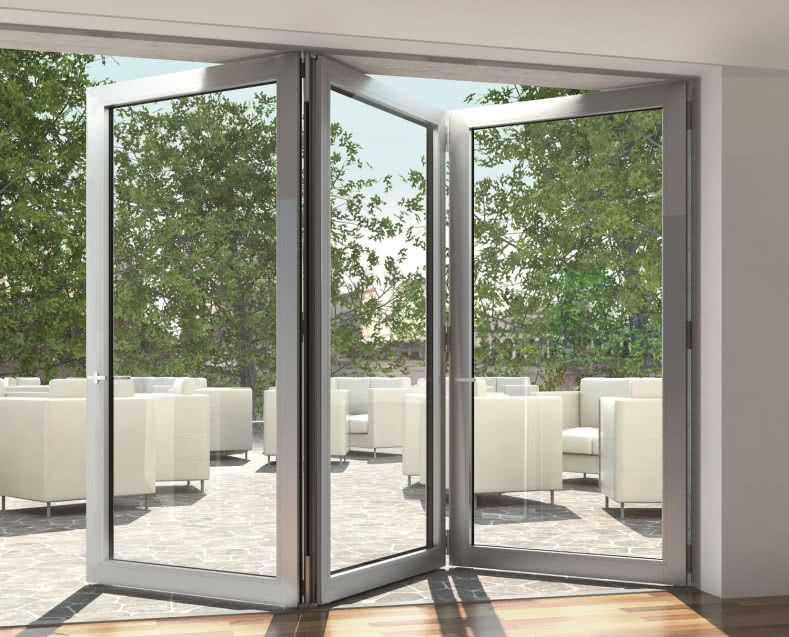 Bi-folding doors - Folding Glass Doors
